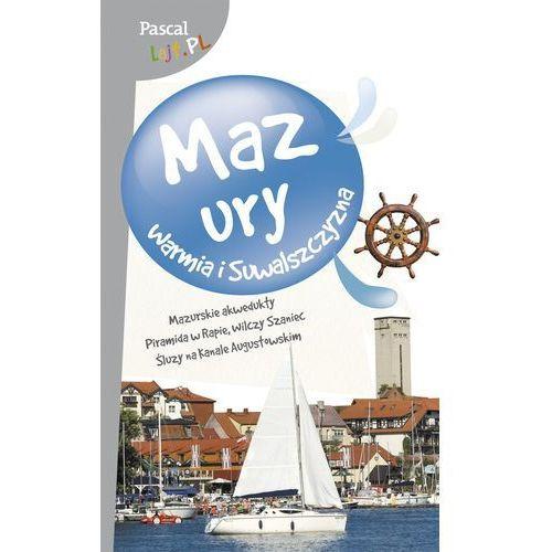 Mazury, Warmia i Suwalszczyzna (9788376426945)