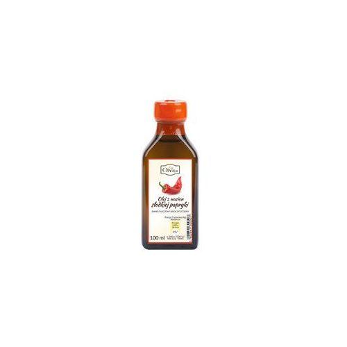 Olvita Olej z nasion słodkiej papryki tłoczony na zimno 100 ml (5902841300507)