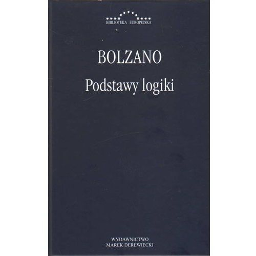 Podstawy logiki, Bolzano