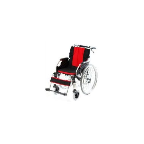 Wózek inwalidzki aluminiowy VITEA CARE VCWK9AC - oferta (058dd8aeef63e450)