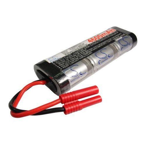 4600mAh 33.12Wh Ni-MH 7.2V 6S SC Gold Plug (Cameron Sino)