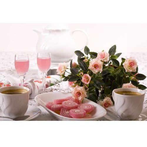 Porcelana daphne serwis obiadowy na 6 osób 18 elementów marki Krzysztof