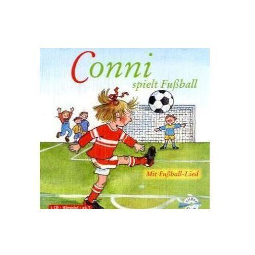 Conni spielt Fußball, Audio-CD Boehme, Julia (9783867424332)