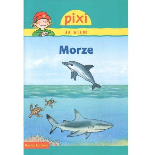 Pixi Ja wiem! Morze, oprawa broszurowa