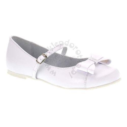 Buty komunijne dla dzieci 2250 marki Zarro