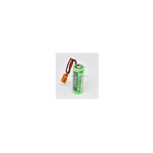 Zamiennik Bateria cr17450sl-rl cr17450sl-rl cr17540e-rl a02b-0200-k102 3.0v a 17x45mm wysokoprądowa+wtyczka