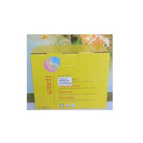 Sonett Ekologiczny PROSZEK DO PRANIA - 1,2 kg