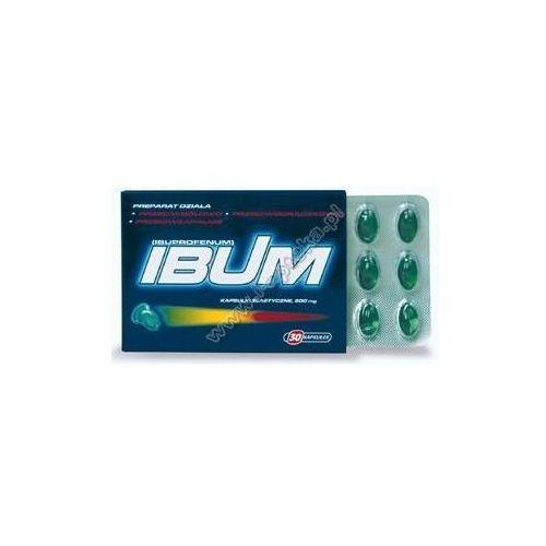 IBUM 0,2 x 30 tabletek