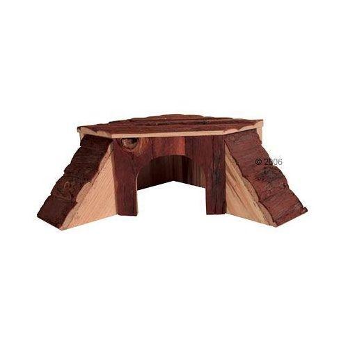 Trixie Thordis domek dla małych zwierząt - Dł. x szer. x wys.: 35 x 25 x 15 cm - produkt z kategorii- domki i klatki dla gryzoni