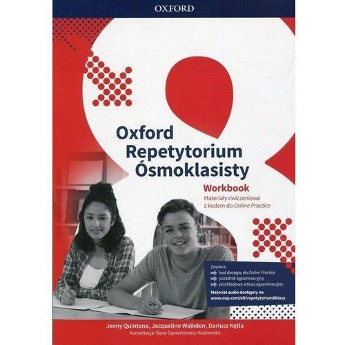 Oxford Repetytorium Ósmoklasisty. Workbook with Online Practice