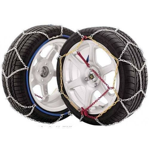 Jope e9/80 14'-18' łańcuchy śniegowe do samochodów osobowych zestaw na dwa koła