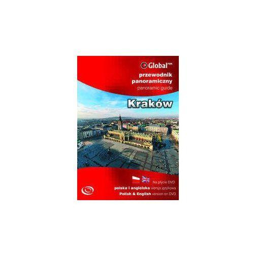 Przewodnik Panoramiczny Kraków (Płyta DVD) (9788301155490)