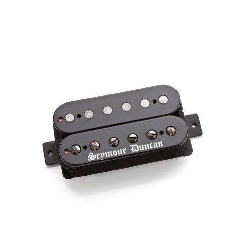 Seymour duncan bw b blk black winter humbucker przetowrnik do gitary elektrycznej, przy mostku, czarny