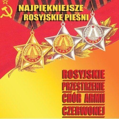 Fonografika Chór armii czerwonej - rosyjskie przestrzenie - najpiękniejs (8590646071028)