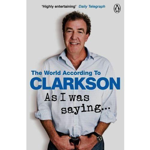 As I Was Saying - Wysyłka od 3,99, Penguin Books
