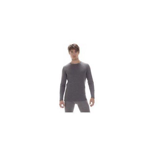 Cornette Koszulka męska authentic 214 z długim rękawem czarna