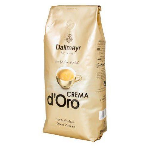 Kawa Dallmayr Crema d'Oro 1kg ziarnista