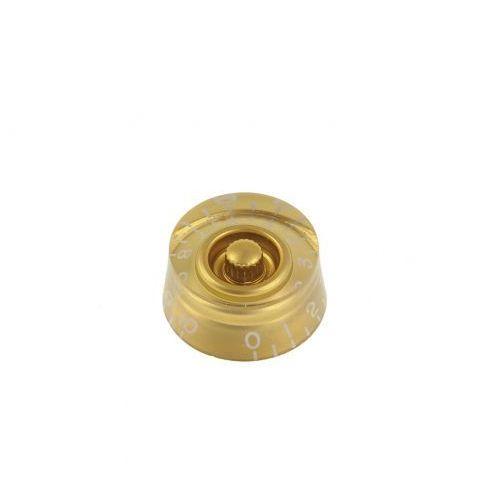 Boston KG-110 gałka potencjometru Speed Knob, złota