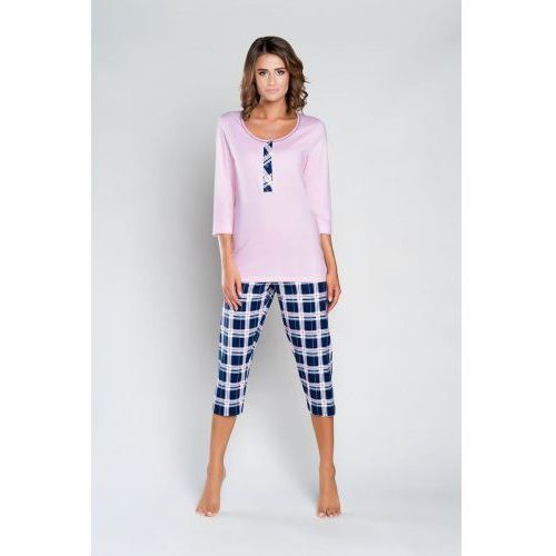 Piżama rękaw 3/4 - sanita marki Italian fashion