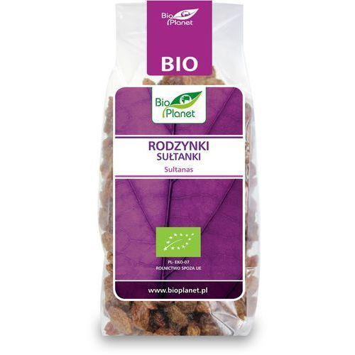 Bio Planet: rodzynki sułtanki BIO - 200 g (5907814661708)