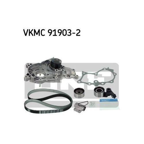Pompa wodna + zestaw paska rozrządu SKF VKMC 91903-2, VKMC 91903-2