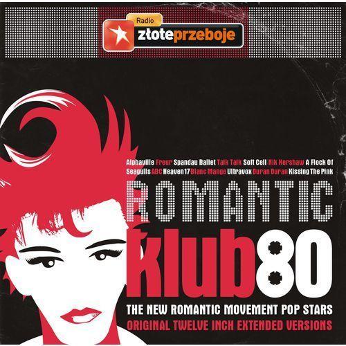Różni wykonawcy - romantic club 80 marki 4ever music