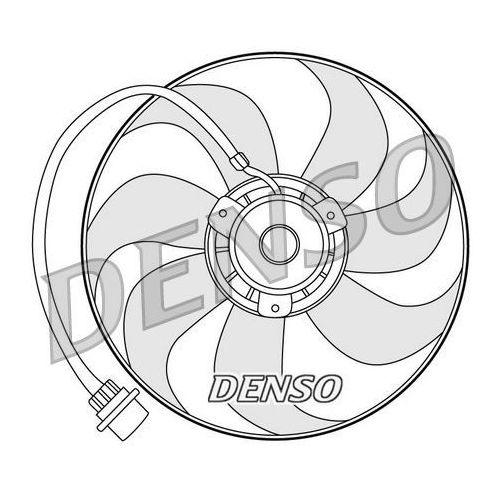 Denso Wentylator, chłodzenie silnika der32001