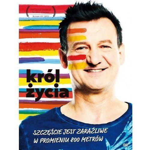 Agora Król życia (dvd + książka) - jerzy zieliński