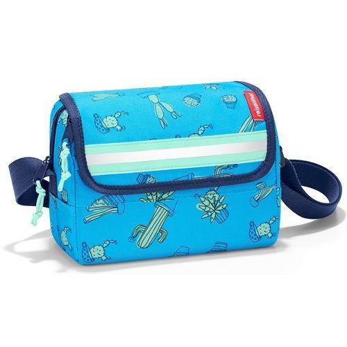 Reisenthel Torba everydaybag dla dzieci cactus niebieska (rif4049)