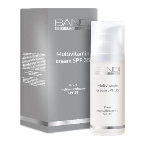 Bandi professional line multivitamin cream spf 35 krem multiwitaminowy spf 35 (hx02)