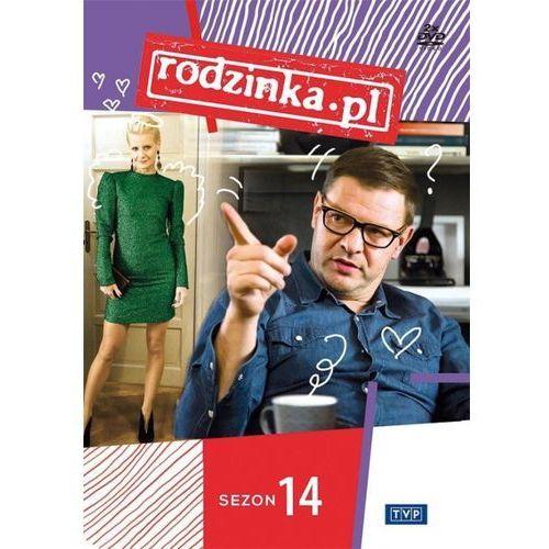 Rodzinka.pl - Sezon 14 (2 DVD) - Patrick Yoka (5902739669426)