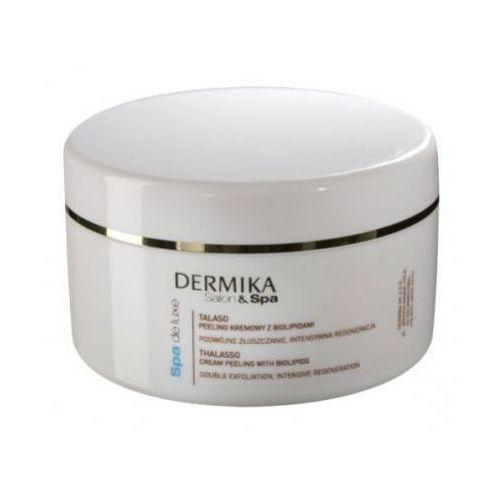 Dermika thalasso cream peeling with biolipids peeling kremowy z biolipidami