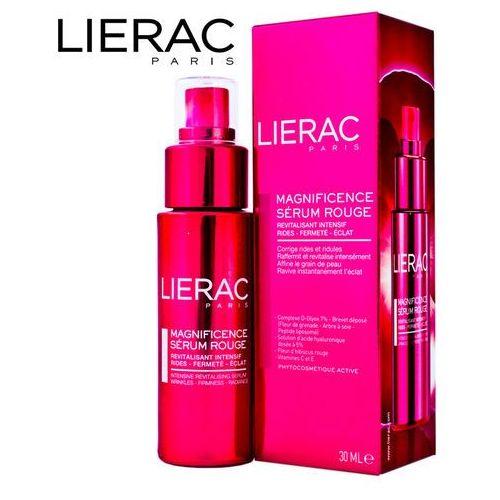 LIERAC MAGNIFICENCE Serum intensywne rewitalizujące 40+ Serum Rouge dozownik 30ml (krem do twarzy)