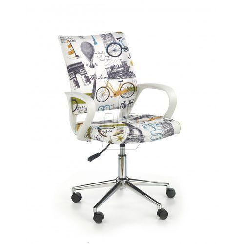 Fotel młodzieżowy Halmar Ibis Paris - gwarancja bezpiecznych zakupów - WYSYŁKA 24H, 97580