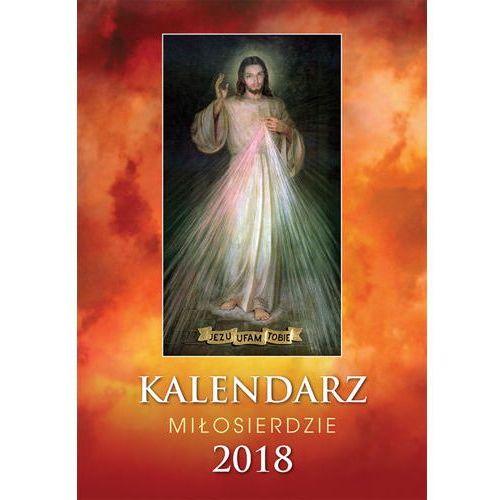 Kalendarz 2018 - wiszący Miłosierdzia Bożego (5908311900833)