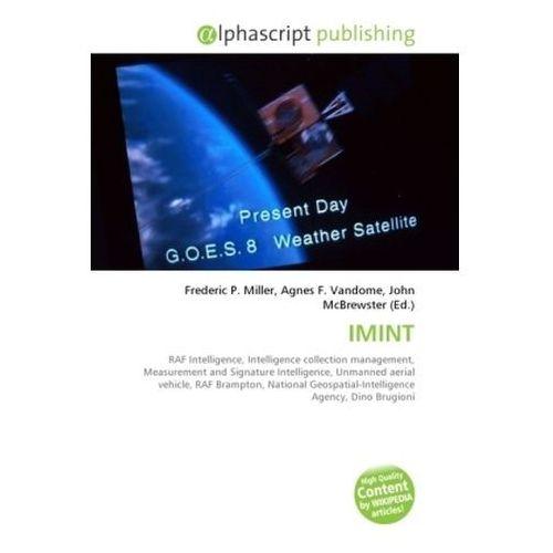 Kniha IMINT