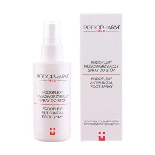 podoflex antifungal foot spray przeciwgrzybiczy spray do stóp marki Podopharm