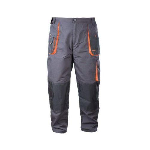 Classic spodnie orang pas robocze potrójne szwy 56 marki Artmas