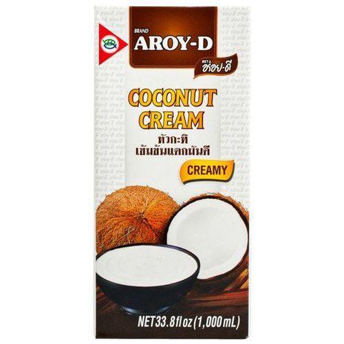 Aroy-d Krem kokosowy, śmietanka w kartonie 1l -