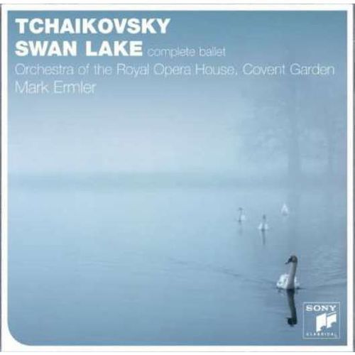 Bmg sony music Orchestra of the royal opera house covent garden - tchaikovsky swan lake (2cd)