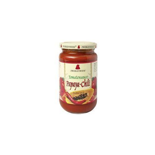 Zwergenwiese Sos pomidorowy papaya-chillii 350g bio (bezglutenowy) -