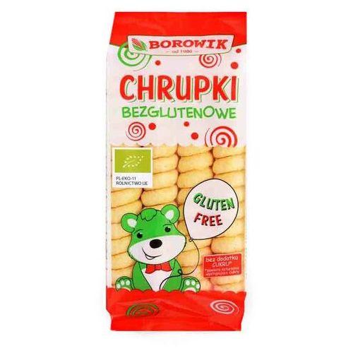Biominki (przekąski dla dzieci) Chrupki kukurydziano-jaglane spirale bezglutenowe bio 60 g - biominki (5901263000057)