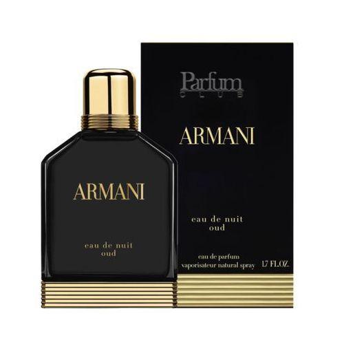 Armani Eau De Nuit Oud 100 ml woda perfumowana