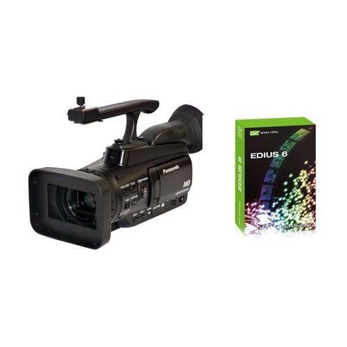 Panasonic AG-HMC41 - kamera z dotykowym ekranem LCD