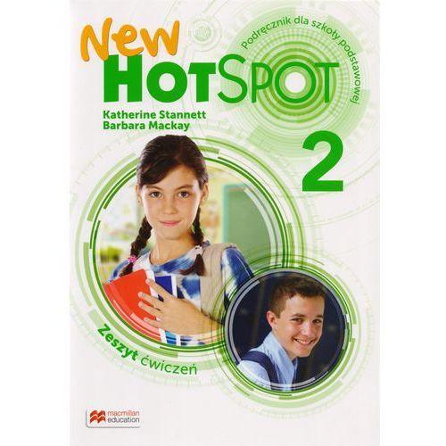 New HotSpot 2 SP Ćwiczenia. Język angielski (2015) - Wysyłka od 3,99 - porównuj ceny z wysyłką, Macmillan