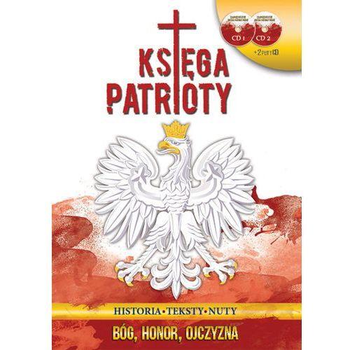 Księga patrioty - Wysyłka od 3,99 - porównuj ceny z wysyłką, oprawa twarda