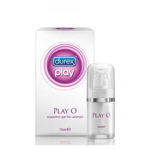 Żel Play O 15ml stymuluje orgazm u kobiet