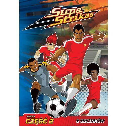 Supa Strikas: Sezon 3. część 2 (DVD) - Hennie Blaauw, Gregan Tarlton (7321997611110)