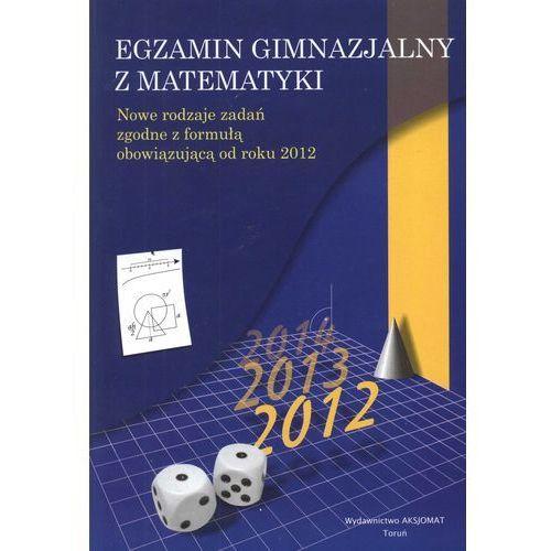 Egzamin gimnazjalny z matematyki, praca zbiorowa