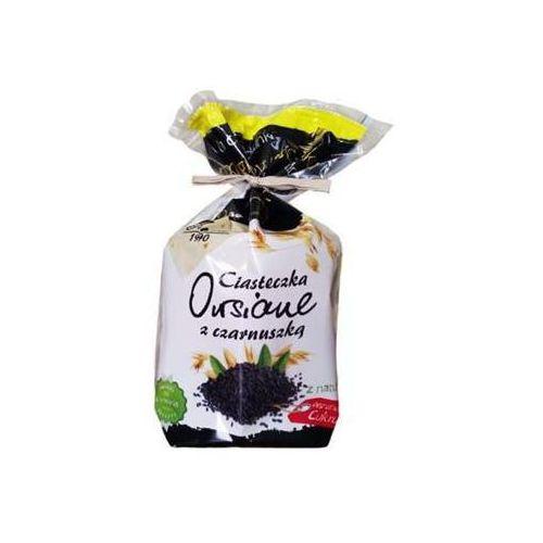 Ciasteczka owsiane z czarnuszką bez cukru 150 g Ania, 5903453004852